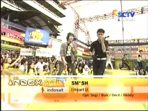 Smash - I Heart You. INBOX