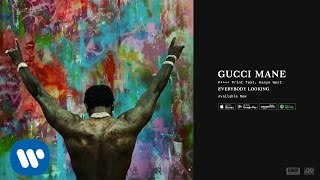 Gucci Mane - P**** Print feat  Kanye West [Official Audio]