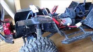 Ultra R/C Updates - A Look At The Inner Fenders