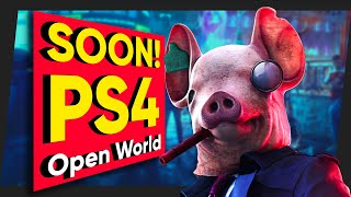 Top 10 Upcoming PS4 Open World Games of 2019, 2020 & Beyond | whatoplay