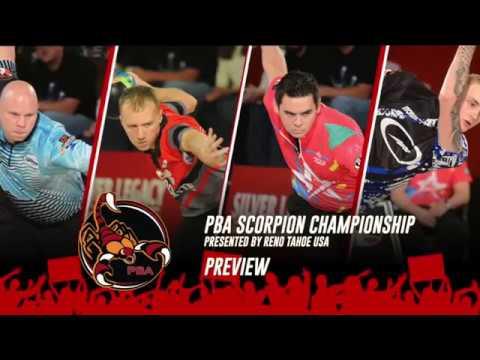 2016 PBA Scorpion Championship Preview