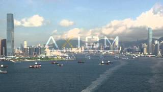 hong kong island aerial stock footage and videos  ss01003
