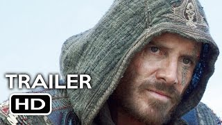 Assassin's Creed Official Trailer #3 (2016) Michael Fassbender, Marion Cotillard Action Movie HD