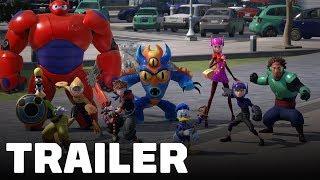 Kingdom Hearts 3 Big Hero 6 Trailer - TGS 2018