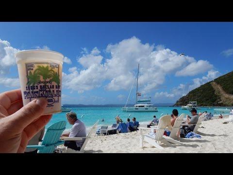 Sailing S V Boomerang Episode5 Soggy Dollar bar Jost Van Dyke