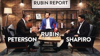 Jordan Peterson and Ben Shapiro: Religion, Trans Activism, and Censorship