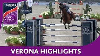 Verona Highlights - Longines FEI World Cup™ Jumping 2016/17