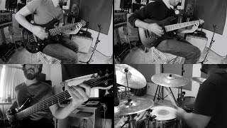 CAFO - Animals as Leaders (Cover) Alberto Menezes, Vinicius Cavalieri and Maick Sousa