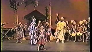 Les Ballets Africains - Heritage: Sabar