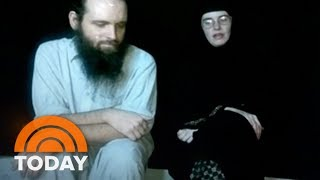 Hostage Father Joshua Boyle Reveals Why He And Wife Had Children In Captivity | TODAY