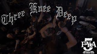 Three Knee Deep (Full Set) at FYA Fest 2018