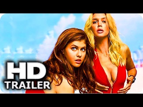 Xxx Mp4 BAYWATCH B00BS Trailer 2017 Alexandra Daddario Dwayne Johnson Comedy Movie HD 3gp Sex