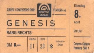 Genesis - The Lamb Lies Down on Broadway - Live in Hamburg April 1975