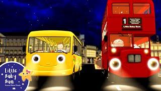 Wheels On The Bus | Part 7 | Nursery Rhymes | by LittleBabyBum!