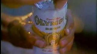 COMMERCIAL Olympia Beer - It's the water and a lot more (1979)
