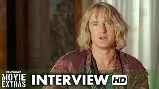 Zoolander 2 (2016) Behind the Scenes Movie Interview - Owen Wilson is 'Hansel'