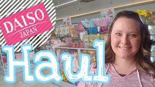 New Daiso Haul | Daiso Shop with me and Haul | Daiso Japan Haul