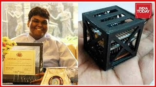 Indian Teen From Tamil Nadu Creates World's Lightest Satellite For NASA