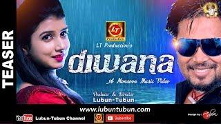 DIWANA || Teaser || Odia Monsoon Music Video || Diptirekha & Debesh || Lubun-Tubun