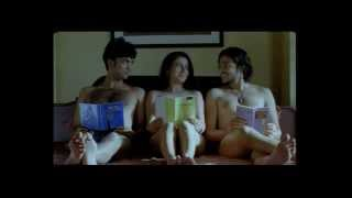3 on a Bed trailer - YouTube.WEBM