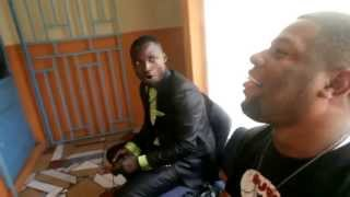 Making the Video 'VERA' by D-Black ft. Joey B
