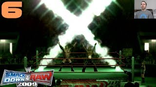 WWE SmackDown vs. Raw 2009: Road to WrestleMania #6