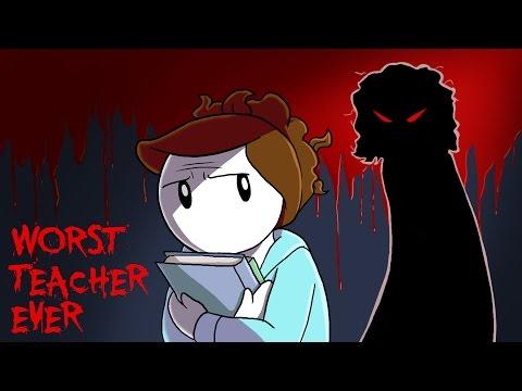 MY TEACHER MURDERED SOMEONE