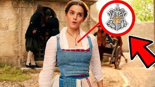 10 Things Most People Ignored in Beauty and the Beast Movie