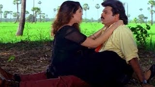Venkatesh And Nagma Romantic Funny Scene...