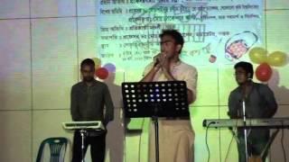 SAU Saptok: সপ্তক সাংস্কৃতিক সন্ধ্যা ও নবীণবরণ-২০১৫, ফিউশন, গান