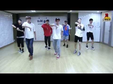 Mirrored And 2x Slower Bts Dope Dance Practice