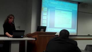 EIME Seminar -Carrie Thompson- 02.22.13