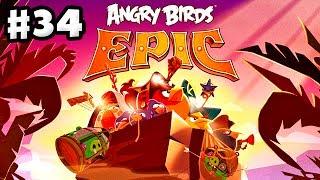 Angry Birds Epic - Gameplay Walkthrough Part 34 - Diamond Anvil & Cauldron! (iOS, Android)