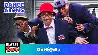 Blazer Fresh l Hip Hop Dance Tutorial l Arn Star is FIRE! | GoNoodle
