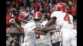 2018 NCAA National Championship Full Game Highlights | Alabama vs. Georgia