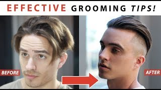 How I Enhance My Facial Features | EFFECTIVE GROOMING ROUTINE FOR MEN