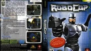 Robocop-The Video Review!
