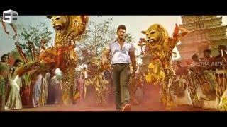 Yodhavu The Warrior Malayalam Official Teaser   Allu Arjun,RakulPreet , Boyapati Sreenu, SS Thaman