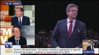 Gérard Miller trouve Jean-Luc Mélenchon