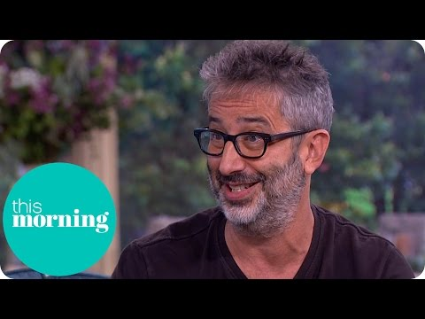 David Baddiel On His New Stand-Up Show | This Morning