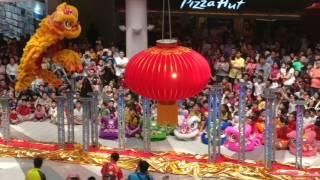 ACROBATIC LION DANCE - Kun Seng Keng (KSK) 04.02.17