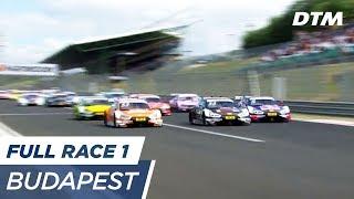 DTM Budapest 2017 - Race 1 (Multicam) - RE-LIVE (English)