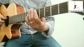 Tomar Jonno nilche tara intro guitar lesson