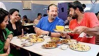 Rocky & Mayur in search of authentic Oriya food