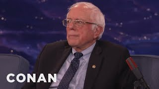 Senator Bernie Sanders Wishes He Could
