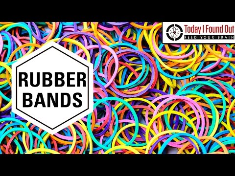 The Rubber Band Holding It Together Since 1820