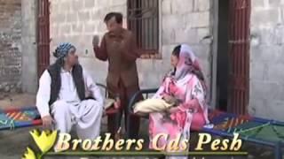 Pashto new Comedy Drama 2013  Khob Wenam Alama  by Ismail Shahid Funny Drama 2013   YouTube