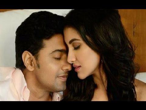 Dev | Rukmini Maitra | Romantic Hot Photoshoot Scenes | Chaamp Dev & Rukmini Maitra Hot Romance
