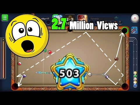 8 Ball Pool 1000 Billion Coins Fernando 503 Level OMG Berlin Total indirects 2