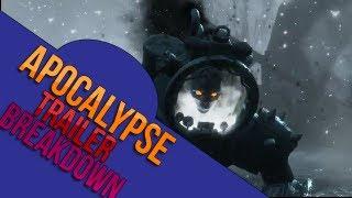 Black Ops 2 ORIGINS TRAILER DLC 4! - APOCALYPSE NEW Zombies Trailer (BO2 Gameplay)